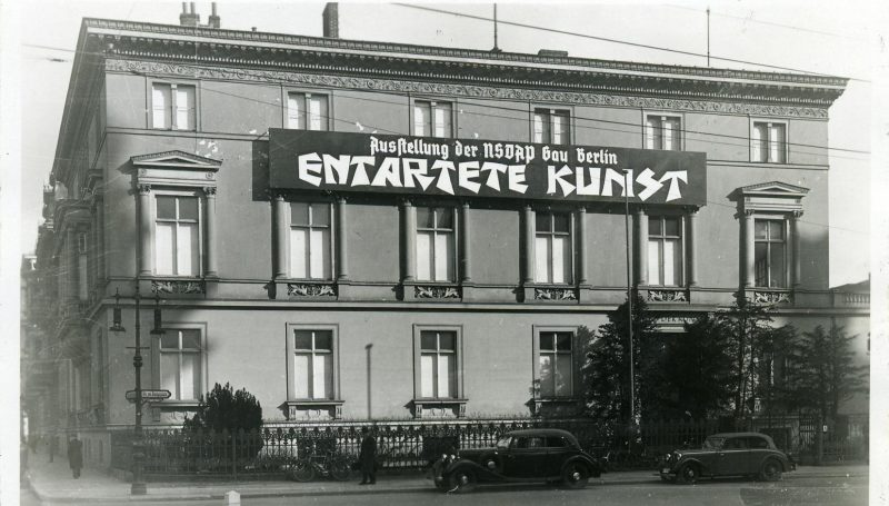 Quelle https://www.dhm.de/lemo/kapitel/ns-regime/kunst-und-kultur/entartete-kunst.html