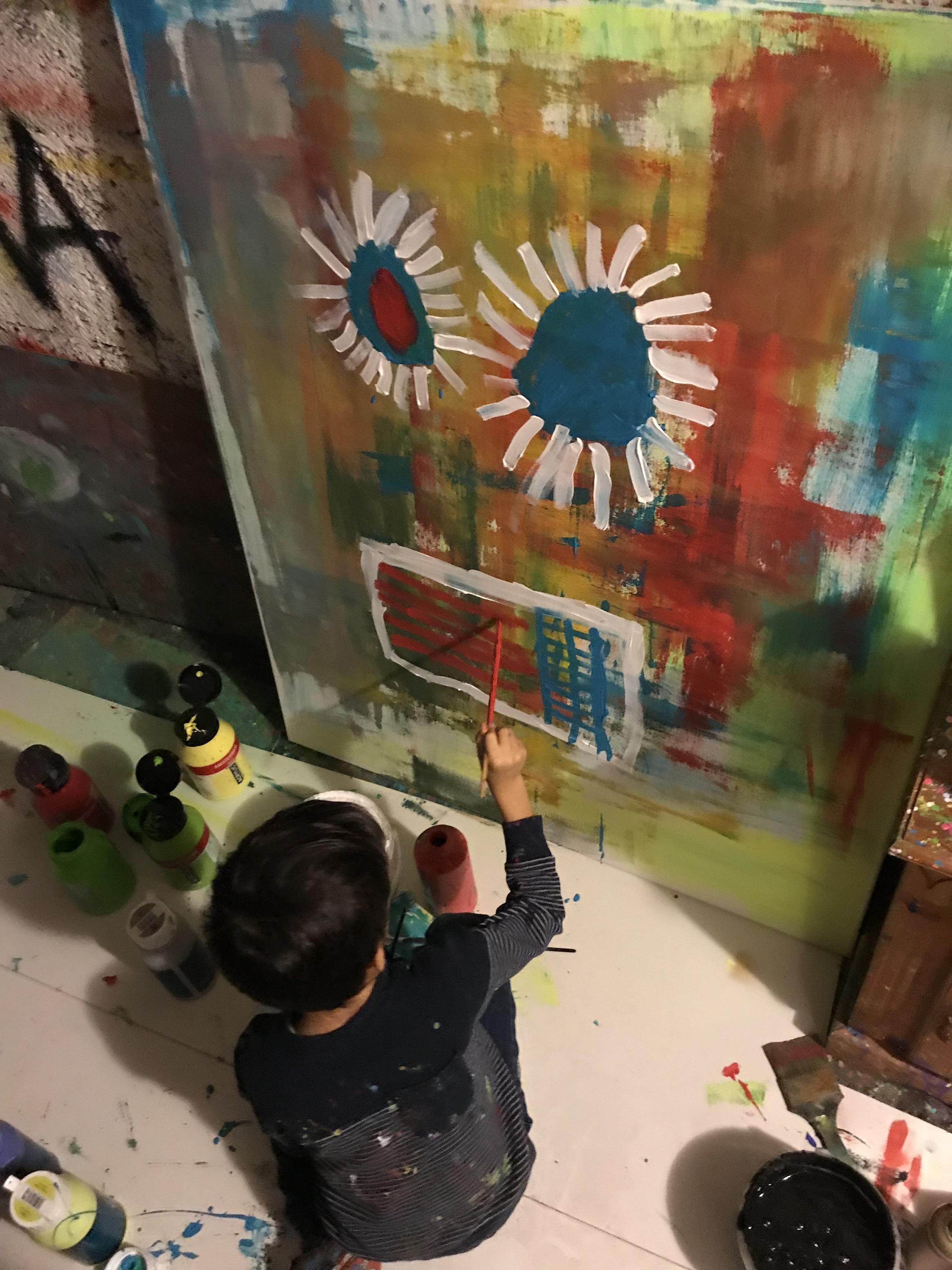 Mikail Akar Mit 4 Jahren Die Karriere Als Künstler Gestartet