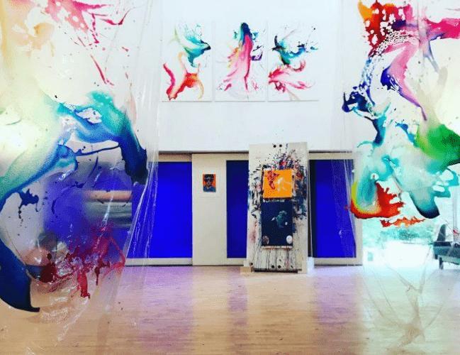 "Ausstellung: ""Aggregatzustände"" fem*art Kollektiv"