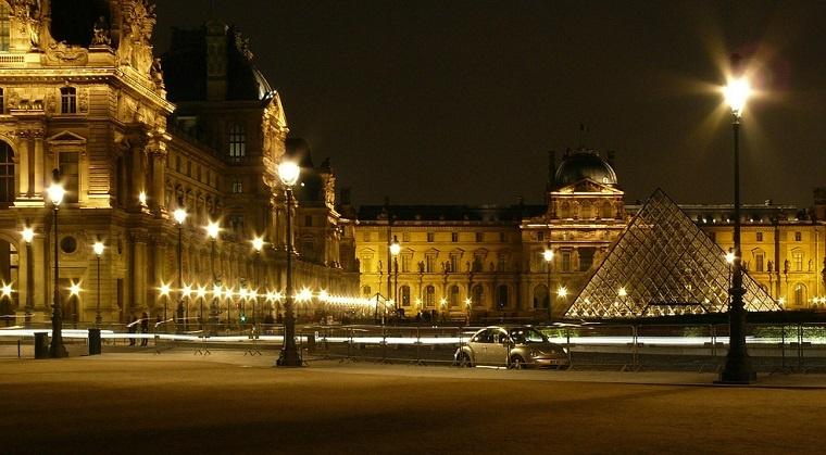 Louvre Kunstschätze online