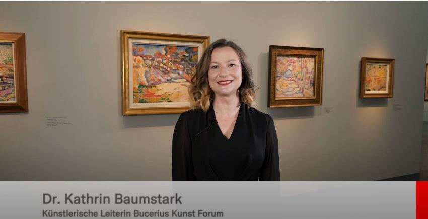 Dr Kathrin Baumstark Bucerius Kunst Forum