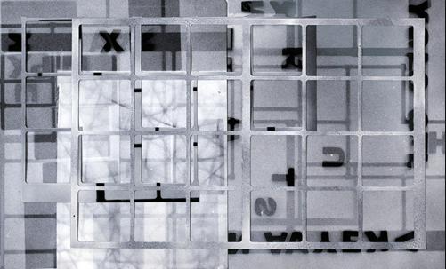 Kunst aus Röntgenbildern von Monika Bertermann