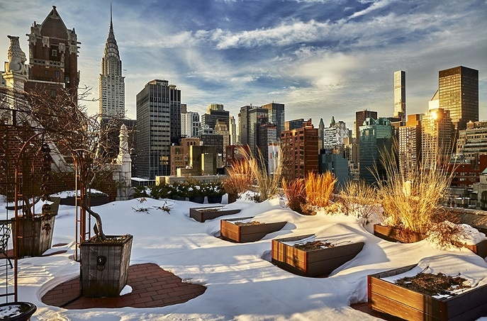 NYC Hiddenplaces CP Krenkler New York Fotos Blizzard 2016 Fotokunst Krenkler Fotografie ART & PHOTOGRAPHY NEW YORK CITY FOTOKUNST