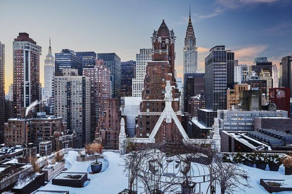 CP Krenkler Fotokunst Fotografien New York Kunst Fine Art Print Hiddenplaces lostplace new york rooftop