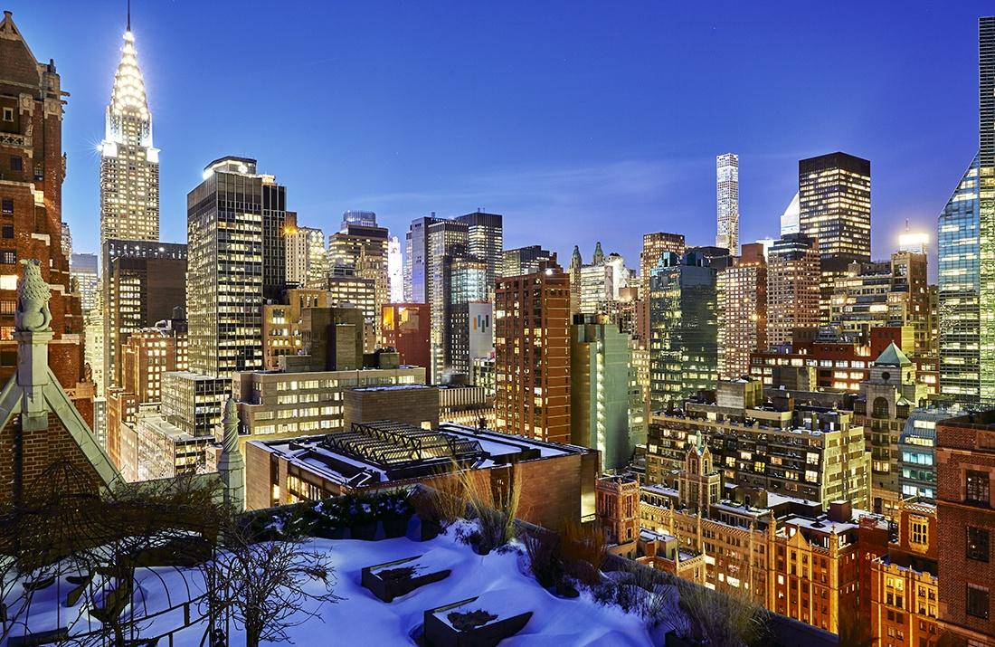 tudor city fotografie fotokunst cp krenkler fine art print New York Fotos Kunst NYC Manhatten Tudor City Fotografien Art CP
