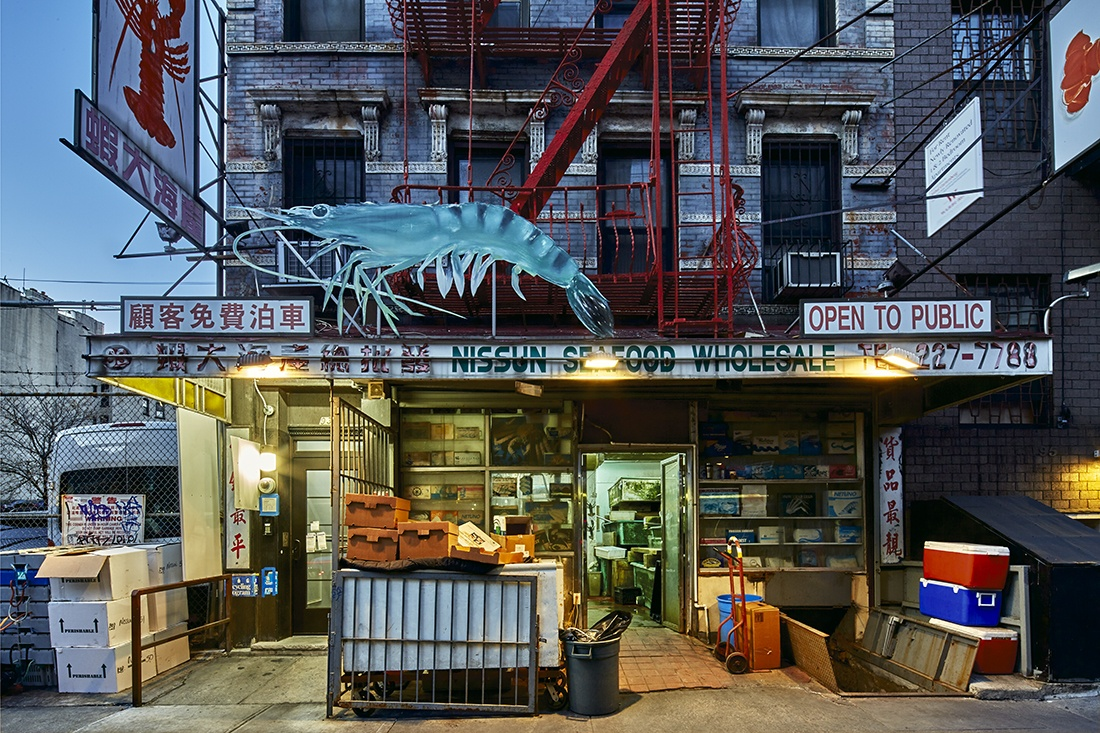 madison street chinatown fotografie fotokunst new york cp krenkler fine art prints NYC