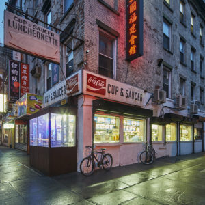 cup and saucer new york city cp krenkler fotokunst cup & saucer art fine art print kunstdruck new york manhatten saucer fotos cp