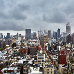 walker tower foto new york city fotokunst cp krenkler fine art print kunstdruck walker tower skyline newyork art