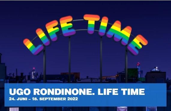 schirn kunsthalle frankfurt udo rondinone kunst in frankfurt ausstellung life time