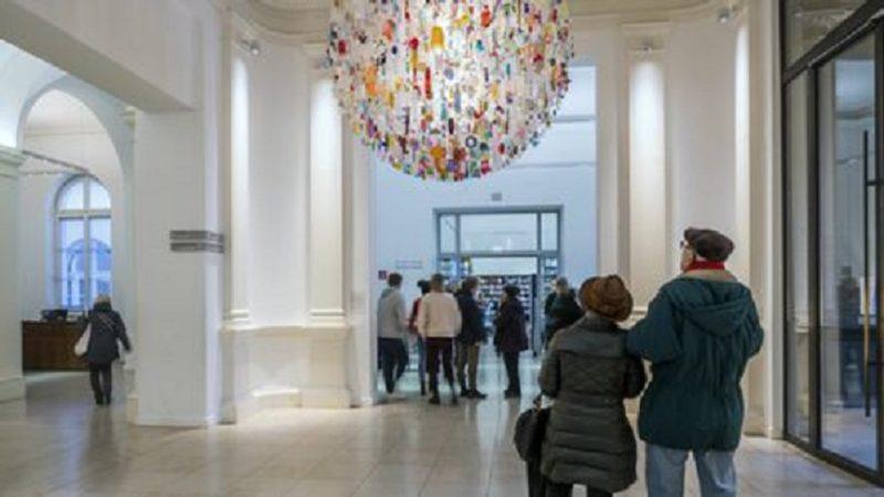 messe kunsthandwerk handwerkskunst hamburg mkg museum kunst und gewerbe ausstellung kunst art handwerk künstler