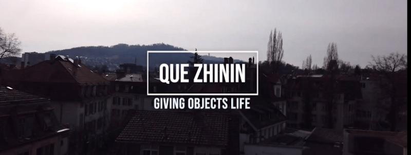 Que Zhinin Dokumentation Strassenmomente Kunst Schweiz
