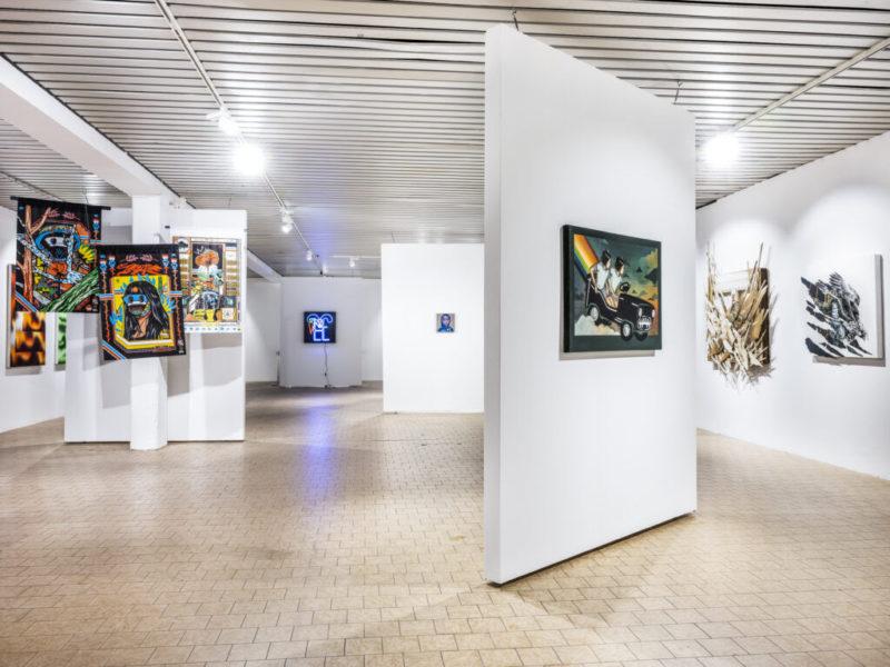 contemporary art affenfaust galerie hamburg ausstellung kunst in hamburg arttrado galerie größte nordeuropas art