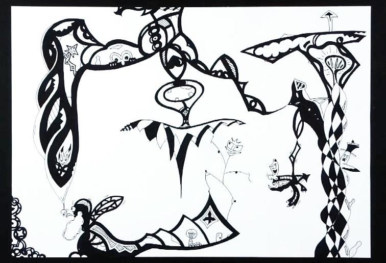 albrecht modernart fasenschreiber kunst kabinettssitzung aus berlin kunst art kunstdruck arttrado albrecht