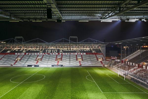 derbysieg st.pauli 2019 millerntor stadion cp krenkler kunstdruck reeperbahn fotos fotokunst cp krenkler stadion fußball kunstdruck hamburg