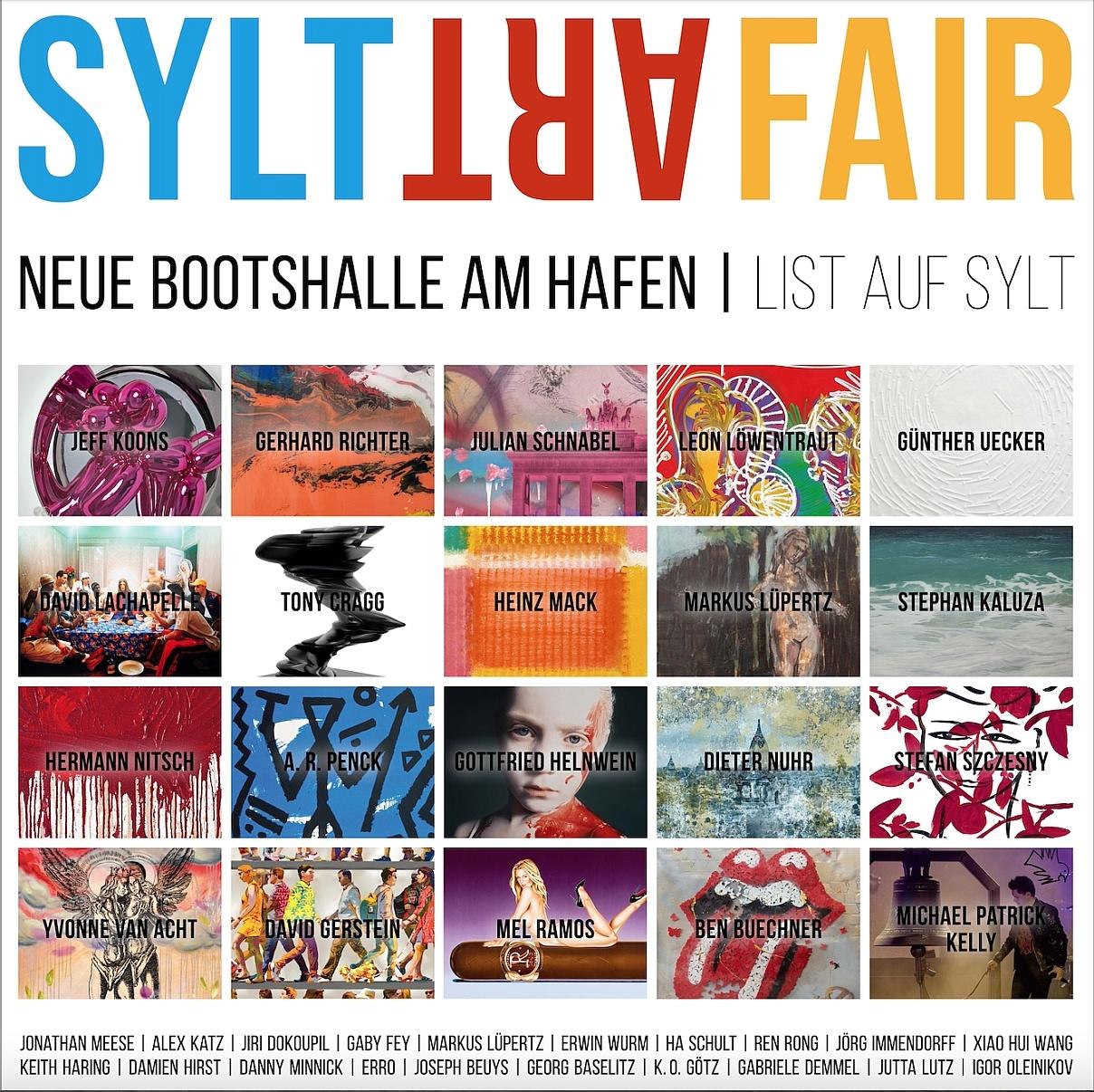 syltartfair 2021 kunst auf sylt ausstellung art fair sylt galerie geuer und geuer