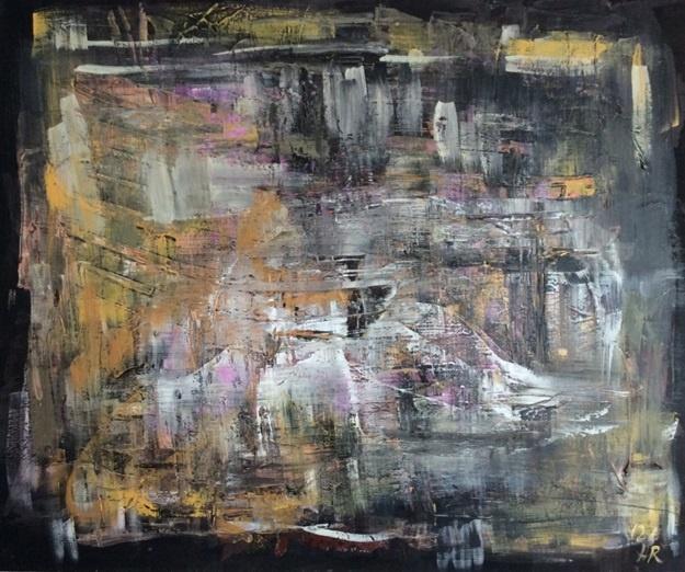 Hella Ridder Essay Werke Ausstellung Kunst von Ridder - Abstraktion als Sprache