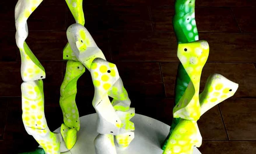 nele ströbel ausstellung kunst in köln skulpturen ströbel art galerie in köln pamme-vogelsang vogelsang ströbel köln kunst arttrado
