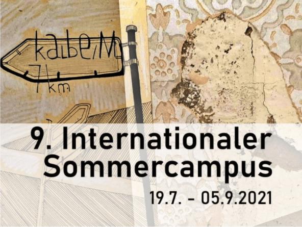 künstlerstadt sommercampus kalbe ausschreibung künstler gesucht kalbe kunst art galerie workshop kalbe artists