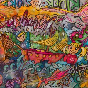 cuxhavencity cuxhafen malte wendland kunst aus hannover popart junge kunst online galerie