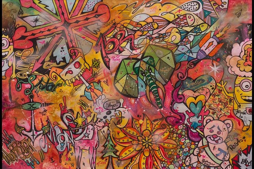 popart malte wendland kunst aus hannover junge kunst kaufen online galerie wendland pop art arttrado