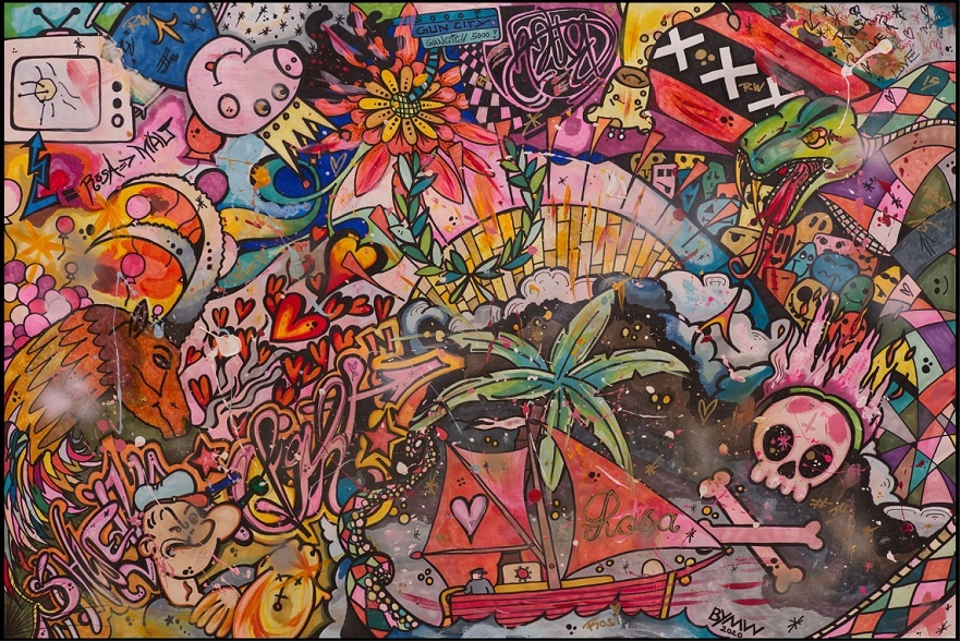 malte wendland junge kunst online popart pop art aus hannover online galerie arttrado wendland kunst kaufen