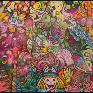 popart aus hannover kunst von malte wendland wicki and friends art graffiti junge kunst online arttrado