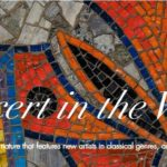 concert in the wild kakikunst ausstellung kunst in berlin Friedrich Michael Schreiber klassiche musik trifft kunst kaufen online galerie erfahrung katja kirseck