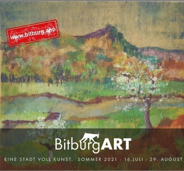 hans vincenz bitburgart kunstmesse in bitburg kunst entdecken online galerie künstler kunst kaufen arttrado für den guten zweck:
