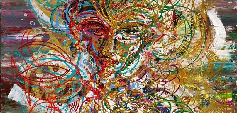 leon löwentraut leonismo kunst in österreich ausstellung in wien bohemia kunst veranstaltungen löwentraut ausstellung venedig