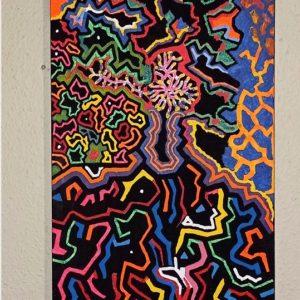 baum baumvision chaosdeterminismus nephisto kunst kaufen nicolas wezel kunst abstrakt arttrado online galerie erfahrung chaos changes nephistos werk Mephistopheles rex