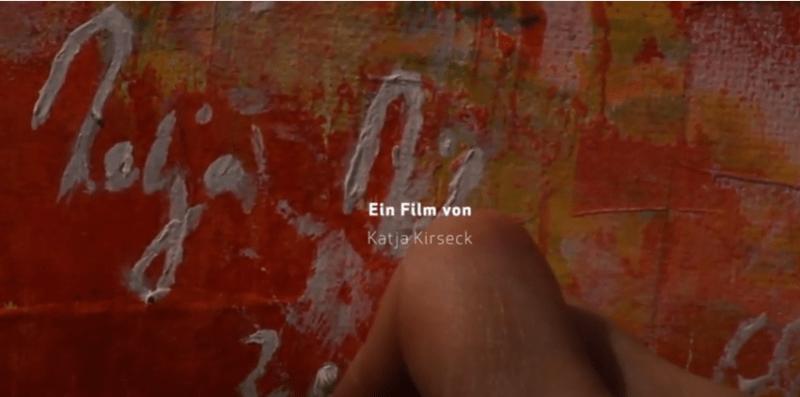 kakikunst filme katja kirseck filmkunst filme über kunst kurzfilm kunst aus berlin was ist schön? was ist schönheit?