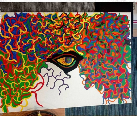 coach fia fiona rieboldt interview nicolas wezel mephistopheles rex kunst kaufen online galerie erfahrung arttrado kunst entdecken spirituelle kunst