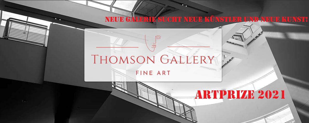 thomson gallery kunst in der schweiz ausstellung künstler gesucht galerie sucht kunst kunstwettbewerb artprize schweiz junge kunst online entdecken online galerie erfahrung arttrado