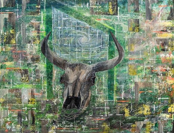 kakikunst futhark kunst runen kunst katja kirseck interview arttrado galerie junge kunst entdecken