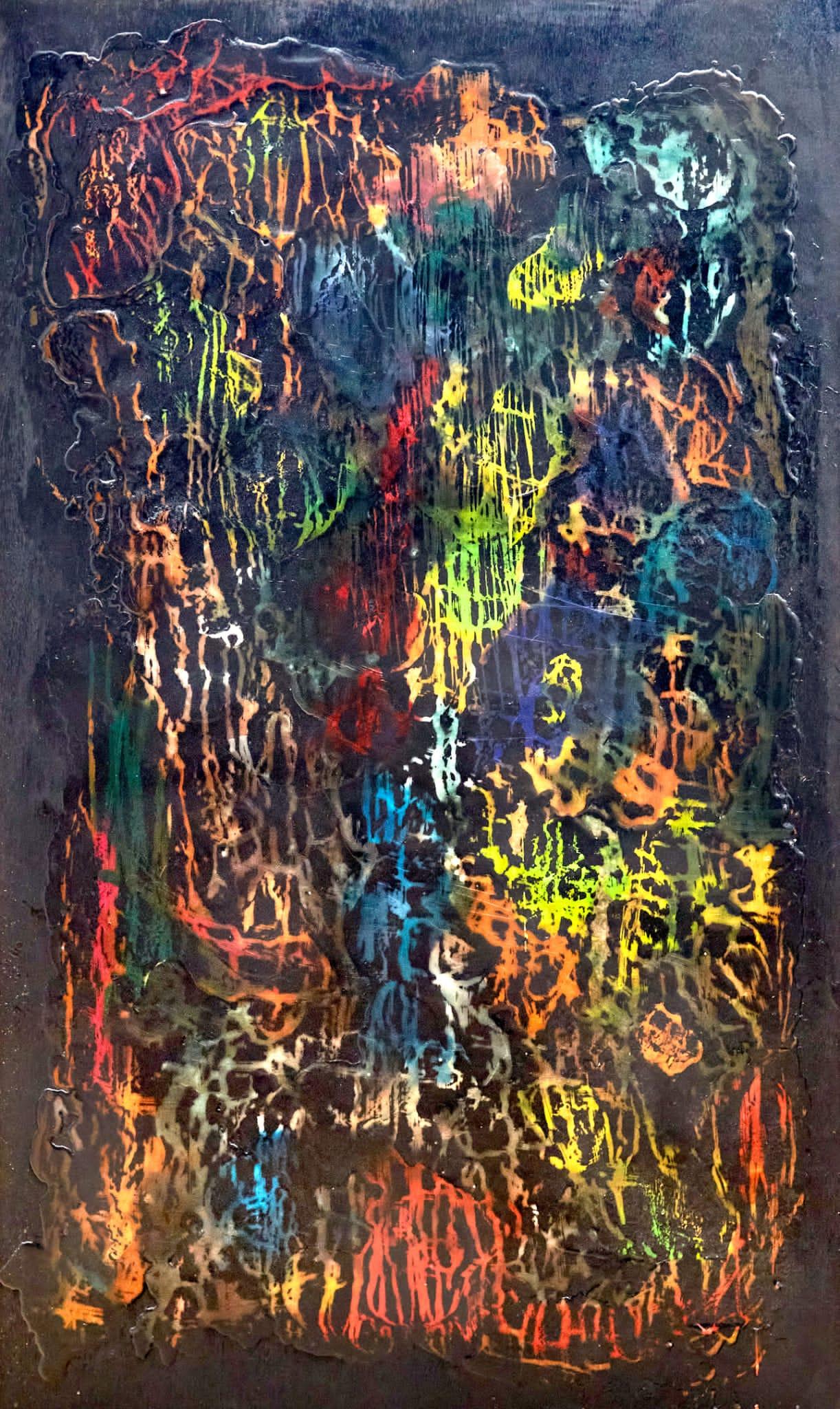 upcycling artist mitomito kunst kaufen auf arttrado online galerie kunst entdecken mito mito kunstwerke antimaterie
