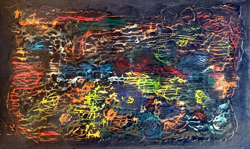 Habitus und Status antimaterie kunst aus schrott mitomito upcycling kunst upcycling artist mito junge kunst kaufen online galerie arttrado künstler entdecken