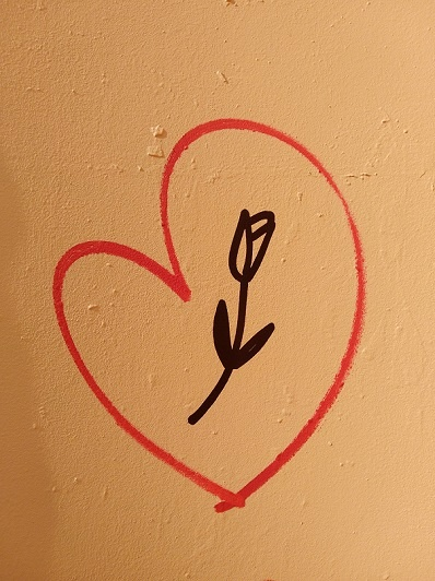 heart rose fine art print fotokunst fotografie von andre brümmer kunst aus berlin wall of arts arttrado galerie