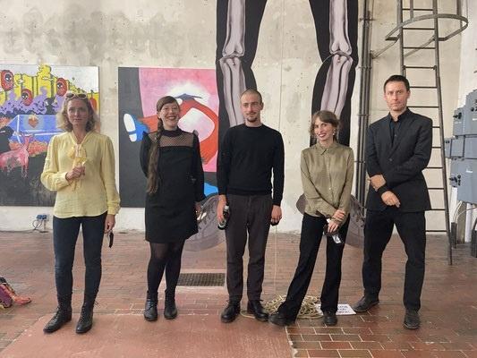 kunstverein bamberg kunst ausstellung kunst kaufen online galerie arttrado künstler entdecken kesselhaus ausstellung thriller