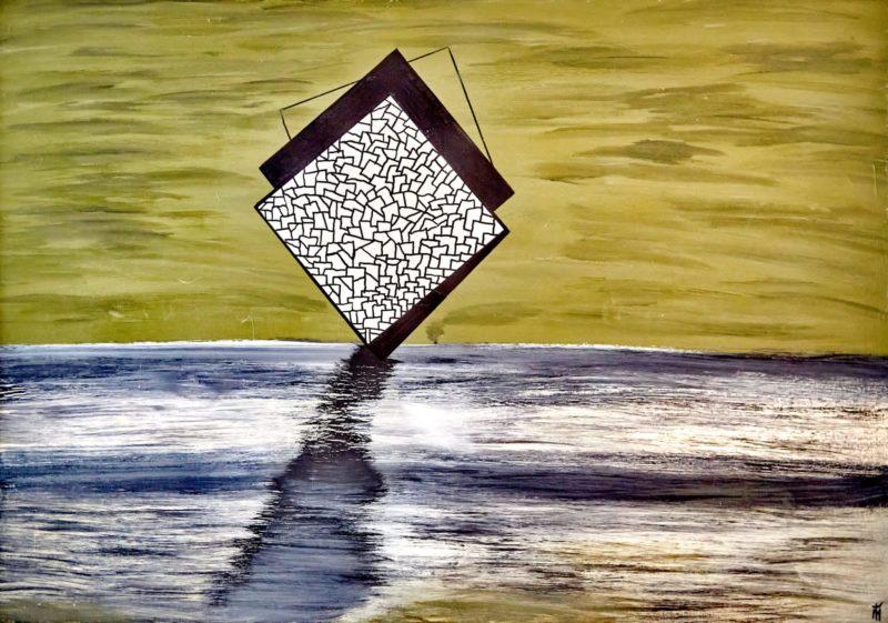 antimaterie kunst aus schrott mitomito upcycling kunst upcycling artist mito junge kunst kaufen online galerie arttrado künstler entdecken