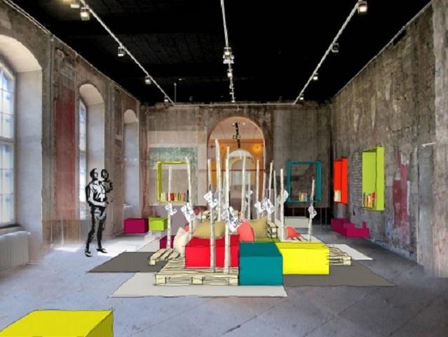 Kunst in Dresden Japanischen Palais Ausstellung Kunst für Kinder zeitgenössische Kunst national gallery singapore