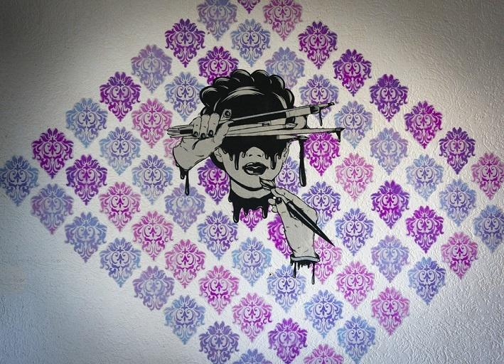 kunst in köln street art festival arttrado cuts and pieces
