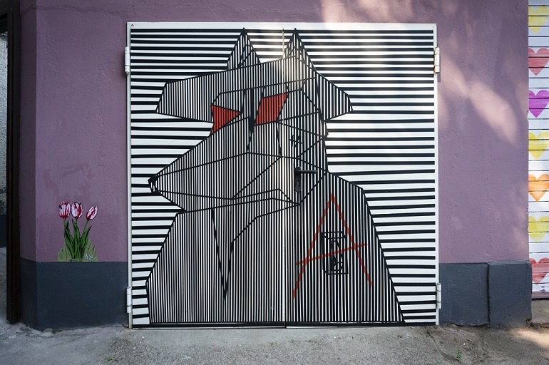 urban art köln ehrenfeld mini street art festival fux und schalter arttrado