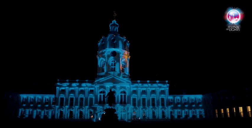 lichtkunst in berlin festival of lights veranstaltung kunst entdecken arttrado galerie