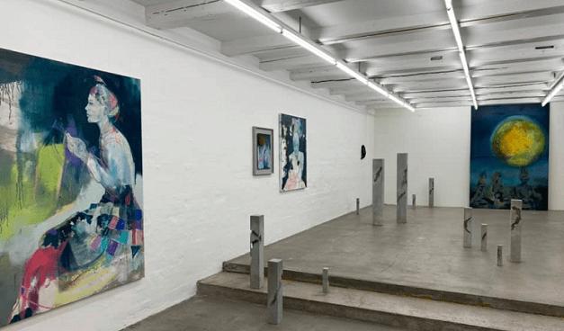 simon nelke ausstellung galerie wolfsen aalborg kunst in dänemark kunst entdecken arttrado veranstaltung