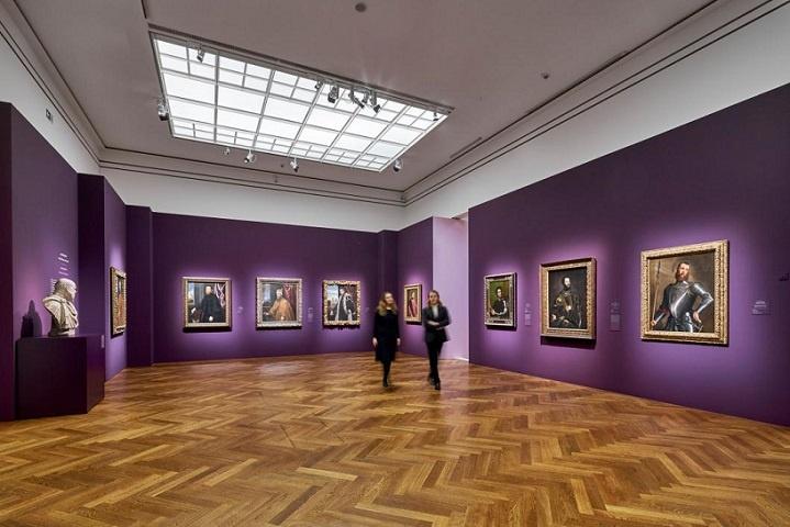 Philipp Demandt verlängert als Direktor des Städel Museums kunst in frankfurt ausstellung im städel museum
