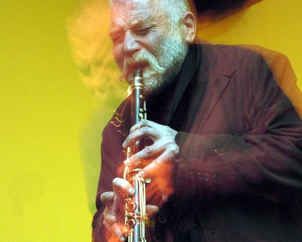 Free-Jazzer Peter Brötzmann kunst in wuppertal von der heydt museum arttrado online galerie