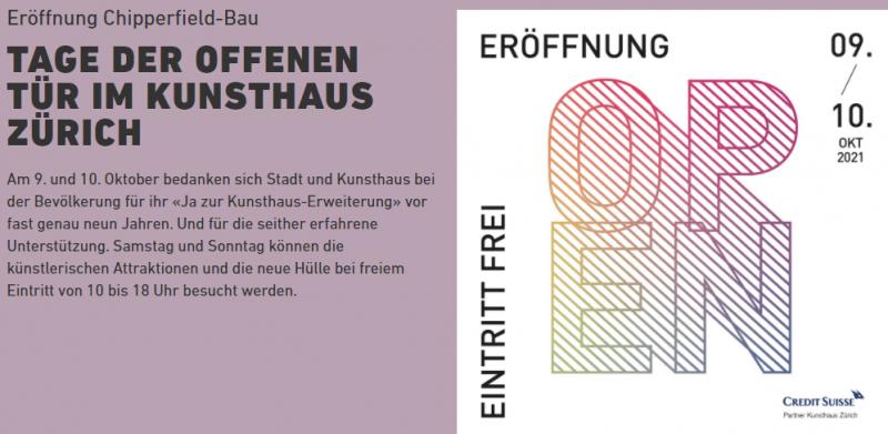 kunsthaus zürich kunst in der schweiz ausstellung junge kunst online arttrado