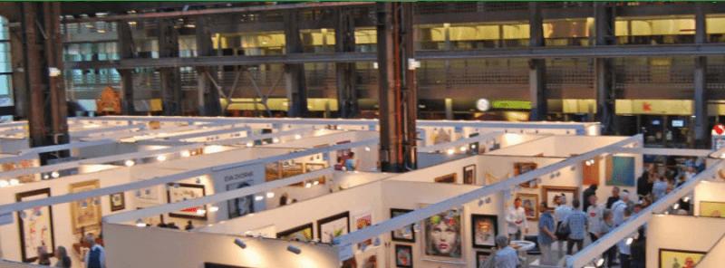 Kunst in der Schweiz ART INTERNATIONAL ZURICH Kunstmesse kunst online entdecken arttrado galerie